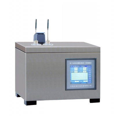 Automatic Petroleum Wax Melting Point Tester (Cooling curve method)